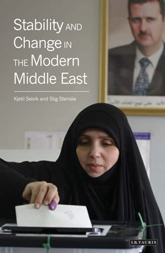 9781848855892: Stability and Change in the Modern Middle East