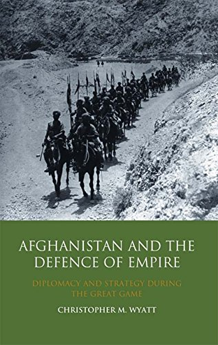 9781848856103: Afghanistan and the Defence of Empire: Diplomacy and Strategy during The Great Game (International Library of Twentieth Century History)