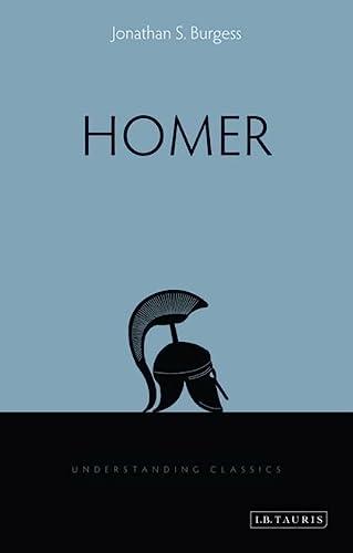 9781848858633: Homer (Understanding Classics)