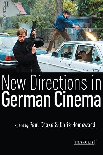 9781848859074: New Directions in German Cinema (Tauris World Cinema Series)