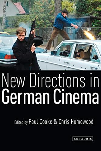 9781848859081: New Directions in German Cinema (Tauris World Cinema Series)
