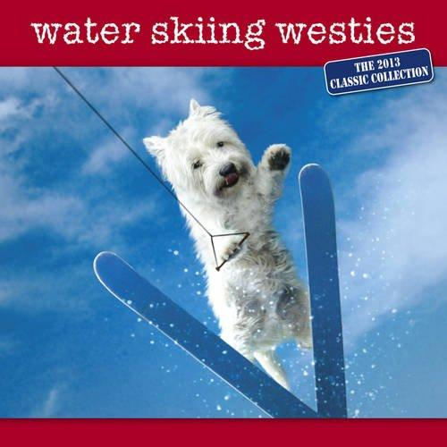9781848860810: Water Skiing Westies Calendar