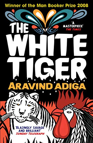 9781848870420: The White Tiger
