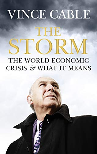 9781848870574: The Storm: The World Economic Crisis and What It Means