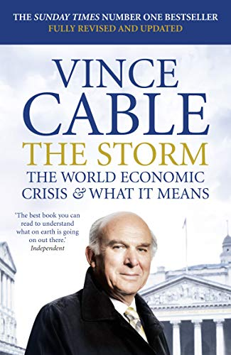 9781848870581: The Storm: The World Economic Crisis & What It Means