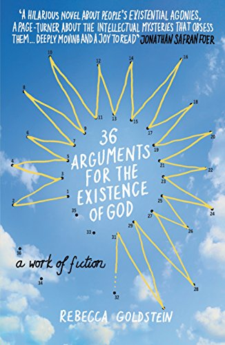9781848871540: 36 Arguments for the Existence of God: A Work of Fiction