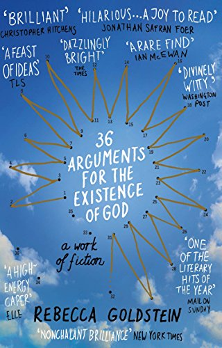 9781848871557: 36 Arguments for the Existence of God: A Work of Fiction