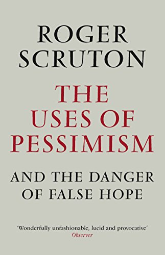 9781848872011: The Uses of Pessimism: And the Danger of False Hope