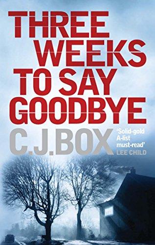 9781848872936: Three Weeks to Say Goodbye