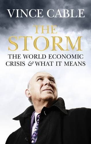 9781848873544: The Storm: The World Economic Crisis and What it Means