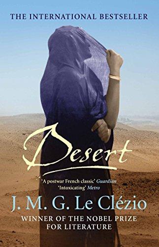 Desert: Le Clezio, J. M. G.