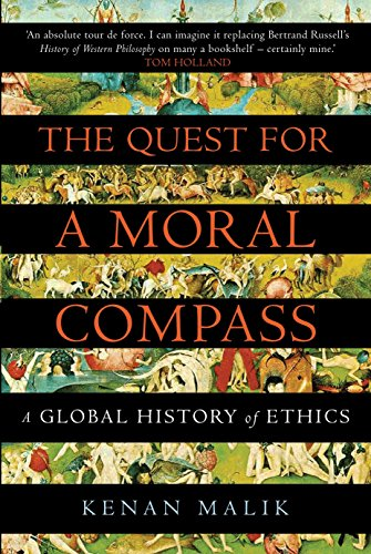 9781848874817: The Quest for a Moral Compass: A Global History of Ethics