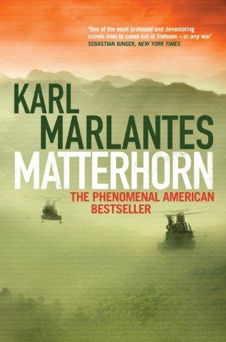 9781848874947: Matterhorn: A Novel of the Vietnam War