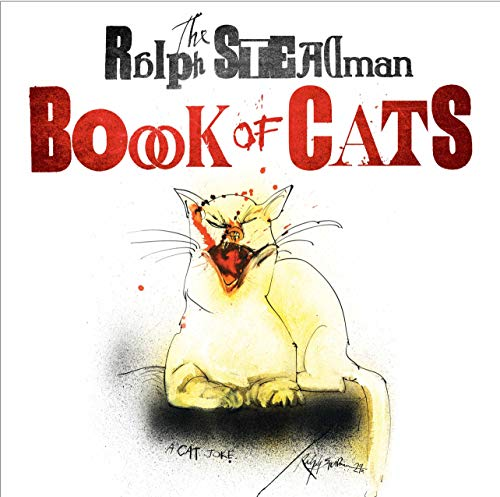 9781848876767: The Ralph Steadman Book of Cats