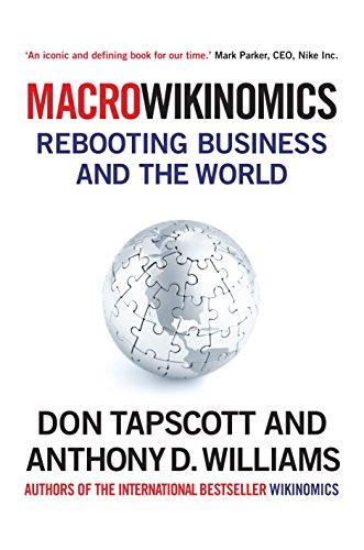 9781848877191: MacroWikinomics: Rebooting Business and the World
