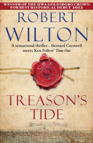 Treason's Tide (The Archives of the Comptrollerate-general: Robert Wilton