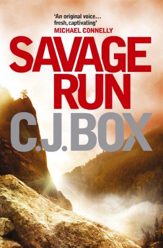 9781848878037: Savage Run (Joe Pickett)