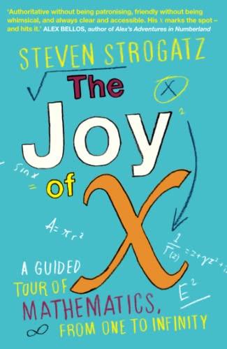 9781848878457: Strogatz, S: Joy of X
