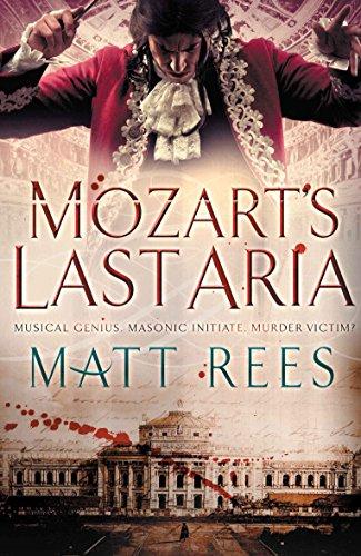 9781848879171: Mozart's Last Aria (Omar Yussef Mysteries)
