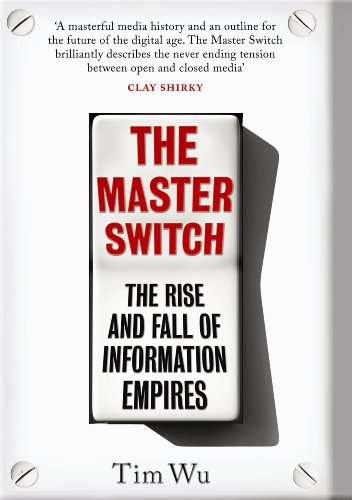 9781848879843: The Master Switch: The Rise and Fall of Information Empires
