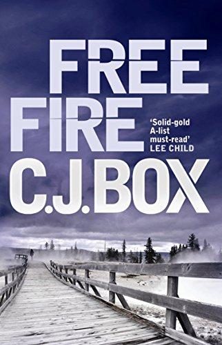 9781848879911: Free Fire (Joe Pickett)