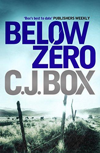 9781848879935: Below Zero (Joe Pickett)