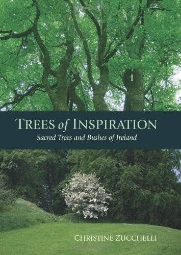 9781848890138: Trees of Inspiration: Sacred Trees and Bushes of Ireland