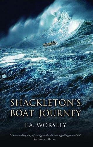 9781848890428: Shackleton's Boat Journey