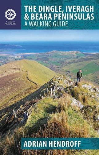 9781848891036: The Dingle, Iveragh & Beara Peninsulas: A Walking Guide (Walking Guides)