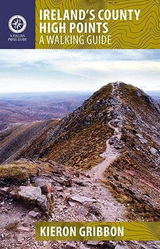 9781848891401: Ireland's County High Points: A Walking Guide (Walking Guides)