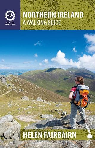 9781848891500: Northern Ireland: A Walking Guide (Walking Guides)