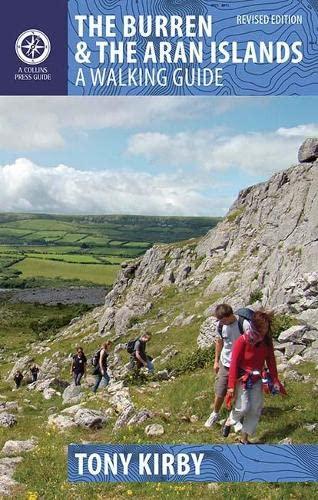 9781848892002: The Burren & The Aran Islands: A Walking Guide (Walking Guides)