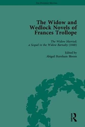 The Widow and Wedlock Novels of Frances: Ayres, Brenda (Editor)/