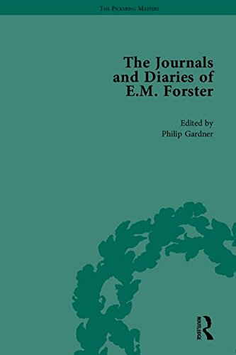 The Journals and Diaries of E. M.: Forster, E. M.