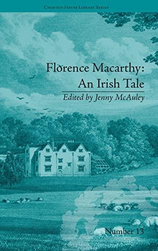 Florence Macarthy: An Irish Tale: by Sydney: Jenny McAuley