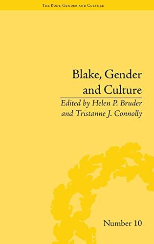 9781848933040: Blake, Gender and Culture (