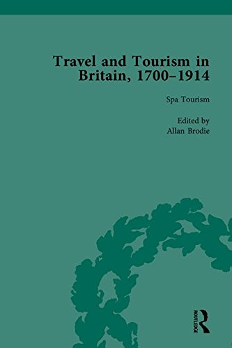 Travel and Tourism in Britain, 1700-1914: Susan Barton