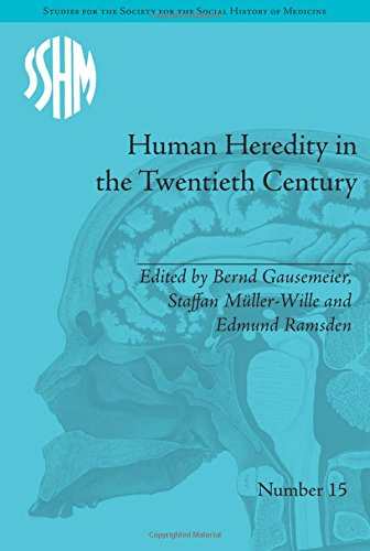 9781848934269: Human Heredity in the Twentieth Century (Studies for the Society for the Social History of Medicine)