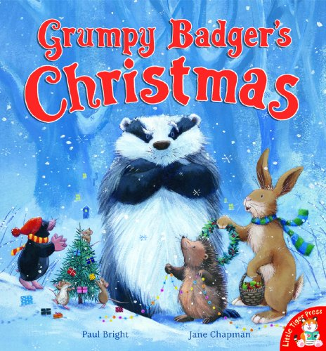Grumpy Badger's Christmas (1848950357) by Paul Bright