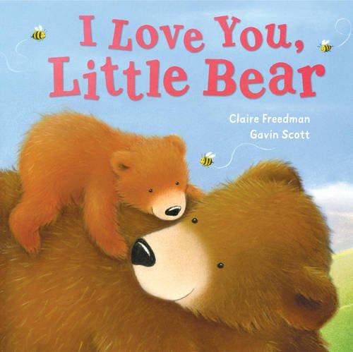 9781848950382: I Love You, Little Bear