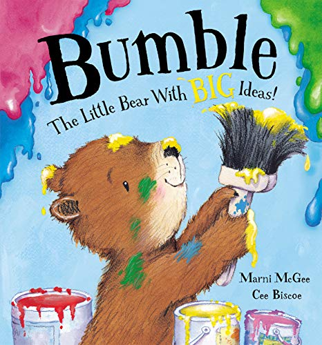 9781848950429: Bumble - The Little Bear with Big Ideas