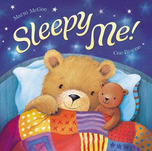 9781848951501: Sleepy Me!. Marni McGee, Cee Biscoe