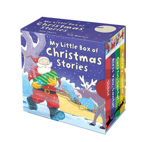 9781848951525: My Little Box of Christmas Stories