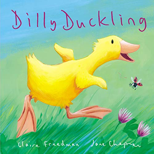 9781848952089: Dilly Duckling. by Claire Freedman and Jane Chapman (Mini Hardbacks)