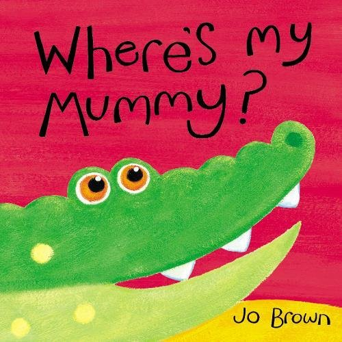 9781848952096: Where's My Mummy? (Mini Hardbacks)