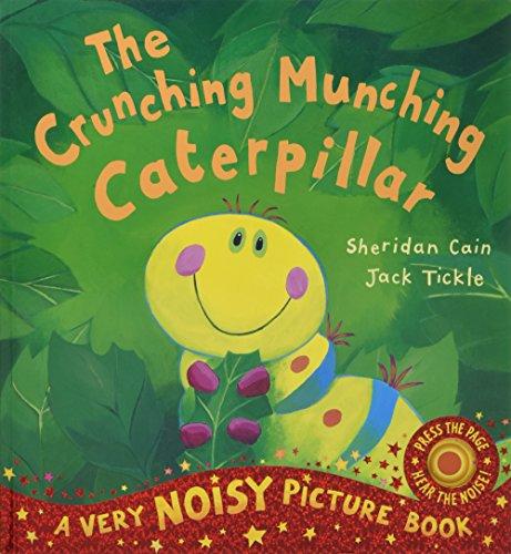 9781848952195: The Crunching Munching Caterpillar