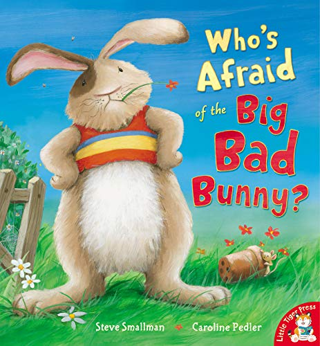 9781848952263: Who's Afraid of the Big Bad Bunny?