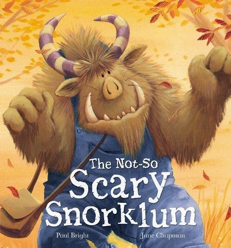 9781848952355: The Not-So Scary Snorklum