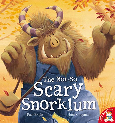 The Not-So Scary Snorklum (1848952368) by Paul Bright