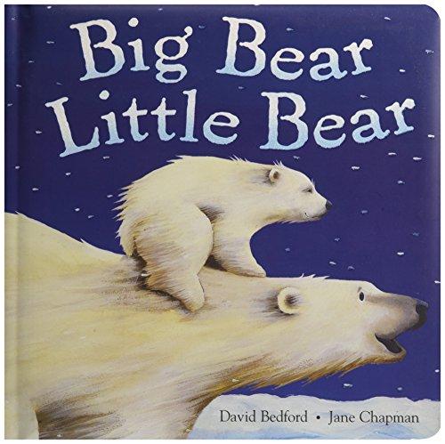 9781848952478: Big Bear Little Bear. David Bedford & Jane Chapman